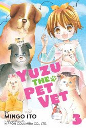 Kodansha Comics's Yuzu: The Pet Vet Soft Cover # 3