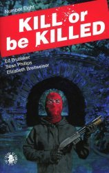 Image Comics's Kill or Be Killed Issue # 8