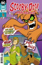 DC Comics's Scooby-Doo: Where Are You? Issue # 88