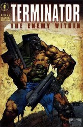 Dark Horse Comics's The Terminator: The Enemy Within Issue # 2