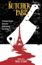 Dark Horse Comics's Butcher of Paris TPB # 1