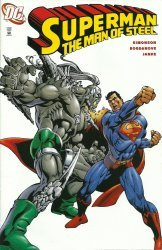 DC Comics's Superman: The Man of Steel Issue # 19b