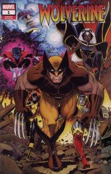 Marvel Comics's Return of Wolverine Issue # 1 4color beast-a