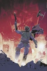 Marvel Comics's Star Wars: War of the Bounty Hunters - Alpha Issue # 1izzys-b