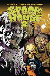 Albatross Exploding Funny Book's Spookhouse 2 TPB # 1