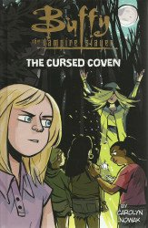 Little Brown & Company's Buffy The Vampire Slayer: The Cursed Coven Hard Cover # 1