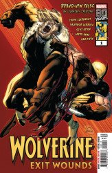 Marvel Comics's Wolverine: Exit Wounds Issue # 1