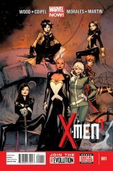 Marvel Comics's X-Men Issue # 1