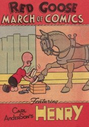 Western Printing Co.'s March of Comics Issue # 58b
