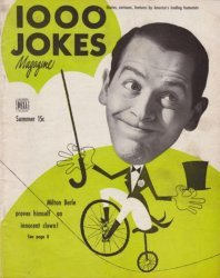 Dell Publishing Co.'s 1000 Jokes Issue # 51