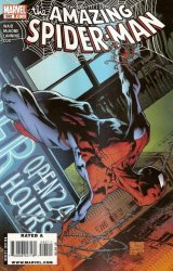 Marvel's The Amazing Spider-Man Issue # 592