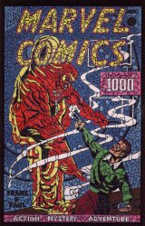 Marvel Comics's Marvel Comics Issue # 1000shattered