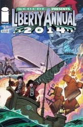Image's CBLDF Presents: Liberty Annual # 2014b