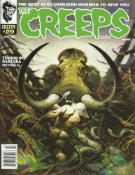 Warrant Publishing's Creeps Issue # 29