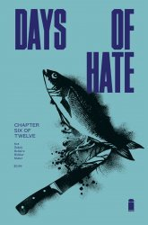 Image Comics's Days of Hate Issue # 6
