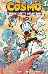 Archie Comics Group's Cosmo: The Mighty Martian Issue # 1