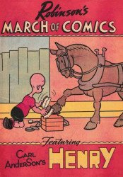 Western Printing Co.'s March of Comics Issue # 58c