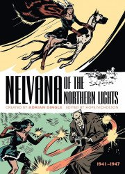 IDW Publishing's Nelvana of the Northern Lights Hard Cover # 1