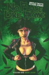 Image Comics's No Place Like Home TPB # 1