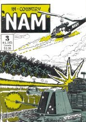 Survival Art Press's In-Country Nam Issue # 3