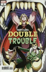 Marvel Comics's Thor & Loki: Double Trouble Issue # 2b