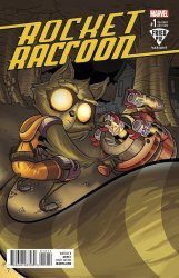 Marvel Comics's Rocket Raccoon Issue # 1fried pie