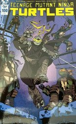 IDW Publishing's Teenage Mutant Ninja Turtles Issue # 100cnp/kesi-d