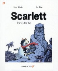 Papercutz's Scarlett: Star On the Run Soft Cover # 1