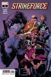 Marvel Comics's Strikeforce Issue # 9