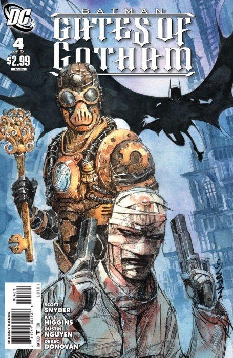 gotham characters comics batman