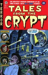 Papercutz's Tales From The Crypt Issue # 1b
