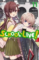 Yen Press's School-Live Soft Cover # 11