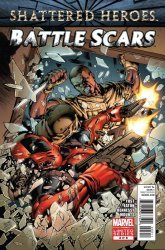 Marvel Comics's Battle Scars Issue # 3