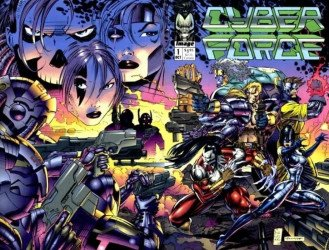 Image Comics's Cyberforce Issue # 1