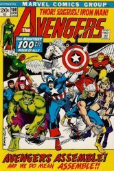 Marvel's The Avengers Issue # 100