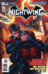 DC Comics's Nightwing Issue # 4