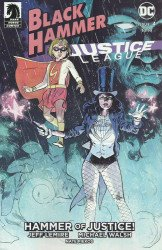 Dark Horse Comics's Black Hammer / Justice League: Hammer of Justice Issue # 4