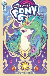 IDW Publishing's My Little Pony: Friendship is Magic Issue # 84ri