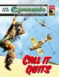 D.C. Thomson & Co.'s Commando: For Action and Adventure Issue # 5288