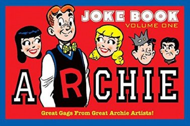 IDW Publishing's Archie's Joke Book Hard Cover # 1