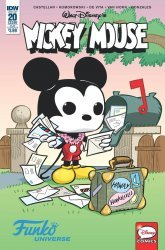 IDW Publishing's Mickey Mouse Issue # 20b