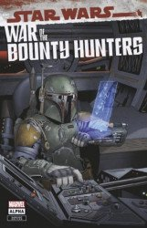 Marvel Comics's Star Wars: War of the Bounty Hunters - Alpha Issue # 1jetpack