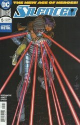 DC Comics's Silencer Issue # 5