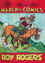 Western Printing Co.'s March of Comics Issue # 73c