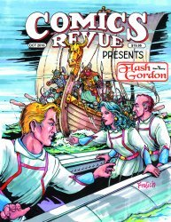 Manuscript Press's Comics Revue Presents Issue # 42