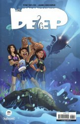 KaBOOM!'s The Deep Issue # 6