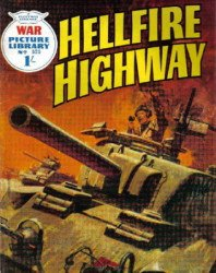 Fleetway (AP/IPC)'s War Picture Library Issue # 525