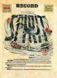 Eisner Studios's The Spirit Weekly Issue # 335