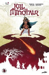 Image Comics's Kill the Minotaur Issue # 4