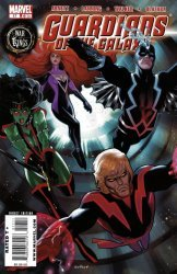 Marvel Comics's Guardians of the Galaxy Issue # 17
